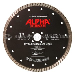 flush cutting blade