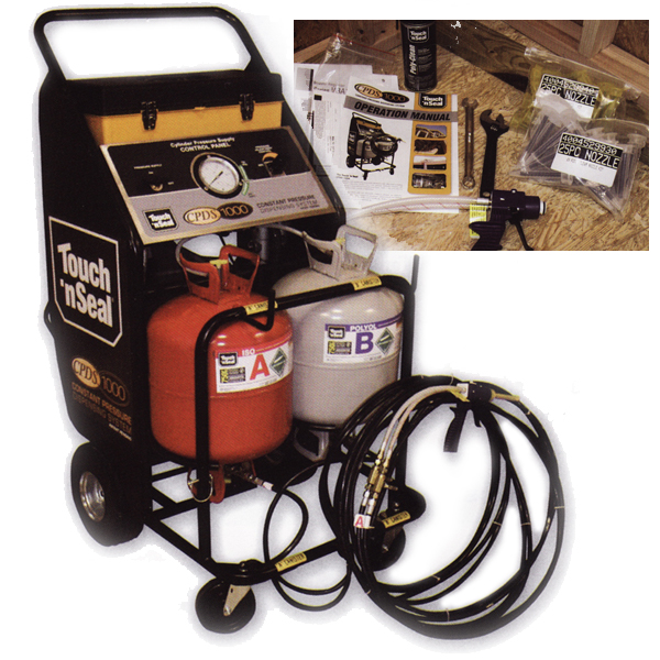 Constant Pressure Dispensing System For Dispensing Foam