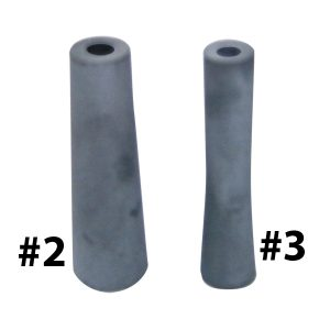 carbide nozzles for sandblast shaping