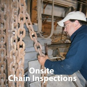 Chain Sling Inspection