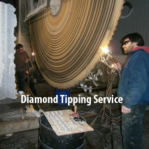 Diamond Tipping Service