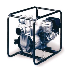 EPT2-HA Gas Engine Trash Pump