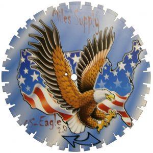 Eagle Veneer Blade