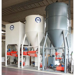 F&B compact water treatment plant