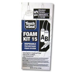High Expansion Foam Kit