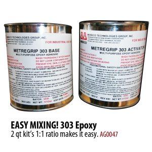 epoxy metregrip 303