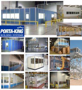 Porta-King Modular Building