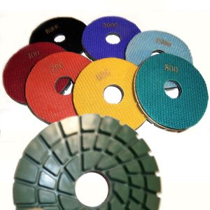 Quantum Diamond Disc Pads