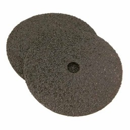 sand paper disc
