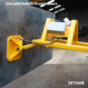 Self-Powered Vacuum Lifter