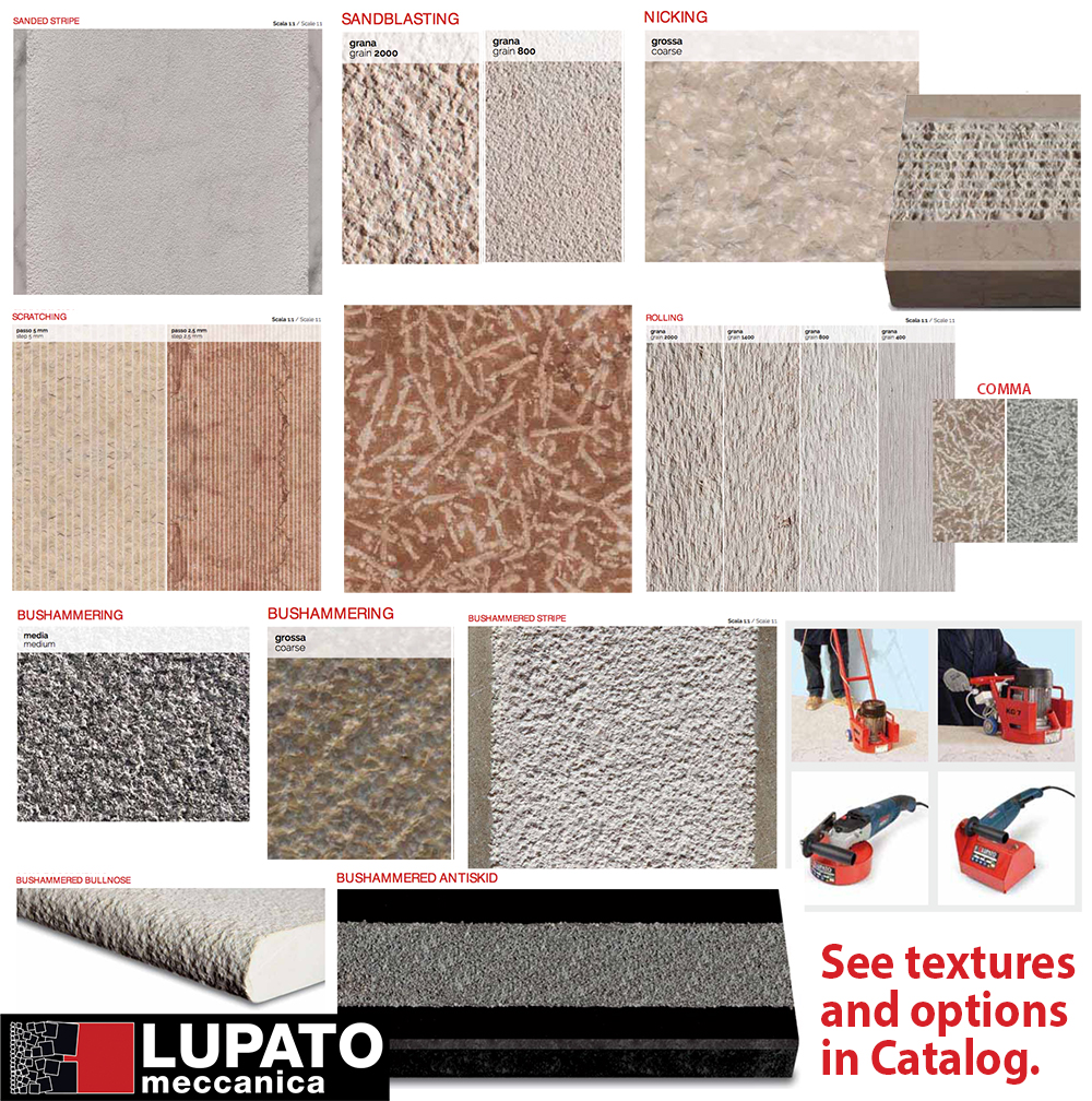 Lupato Texture Tooling