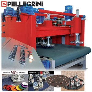 pellegrini surface machine