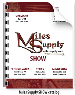Miles Supply SHOW Catalog
