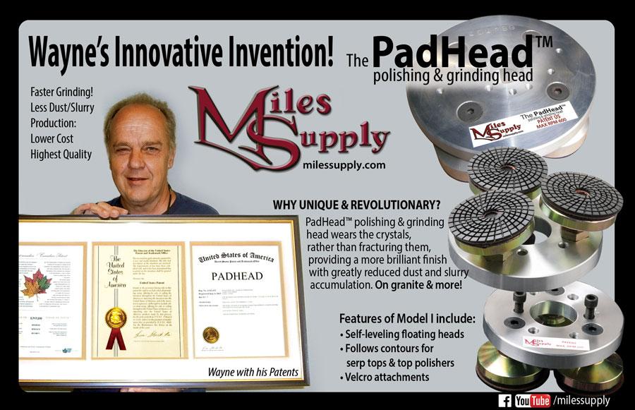 PadHead Graphic