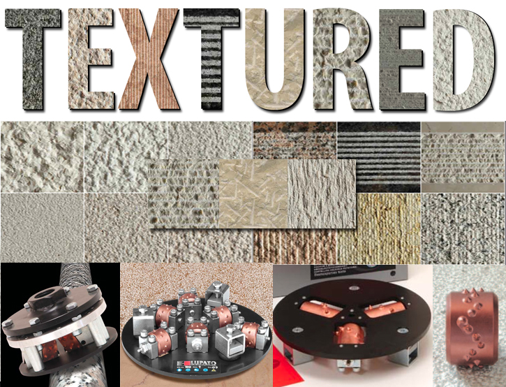 Add texture with Lupato products