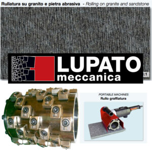 rolling texture Lupato