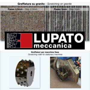 scratching texture Lupato