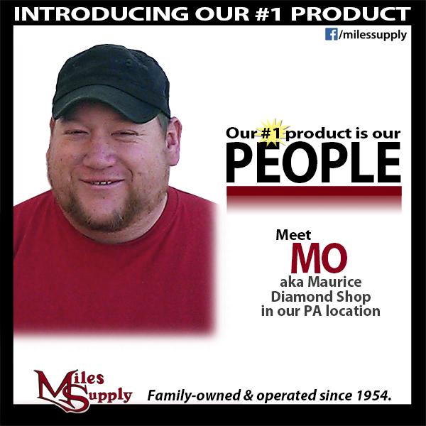 Miles Supply Employee