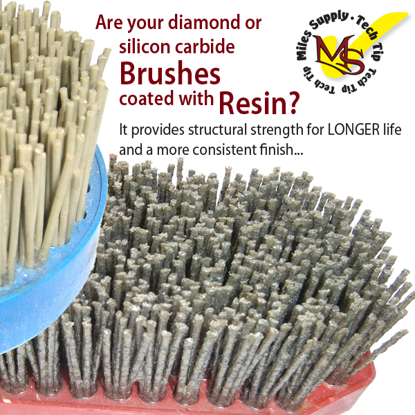 Diamond Brushes