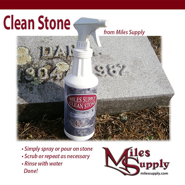 Clean Stone Cleaner