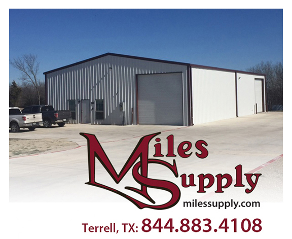 Miles Supply Terrell TX Location