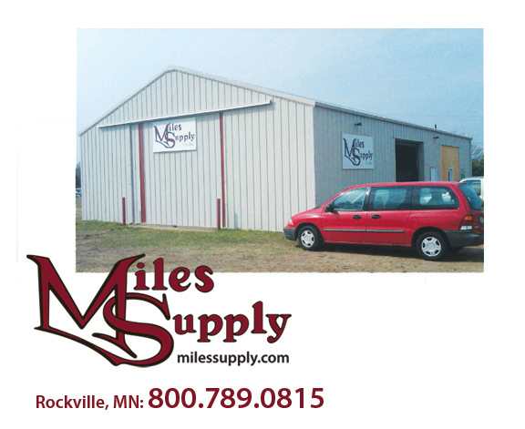 Miles Supply Rockville MN