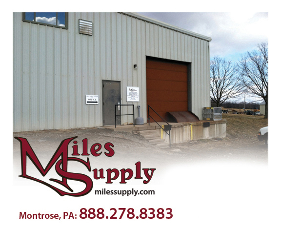 Miles Supply Pennsylvania Location