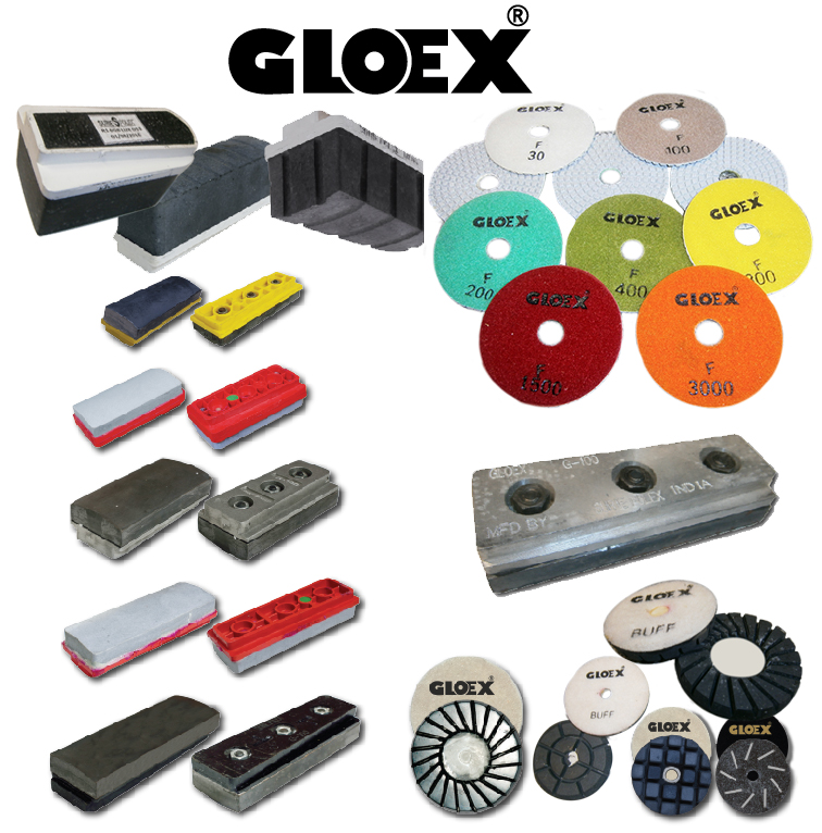 Gloex Diamond Polishing Pad