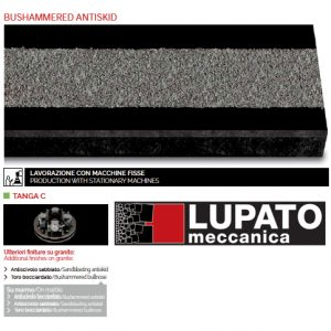 Lupato Granite Bushammered Anti-Skid
