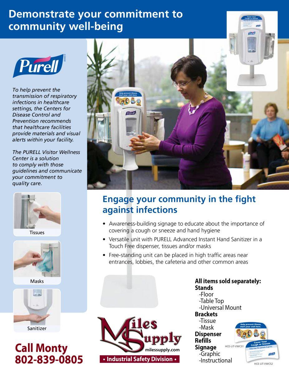 PurellInstant Hand Sanitizer