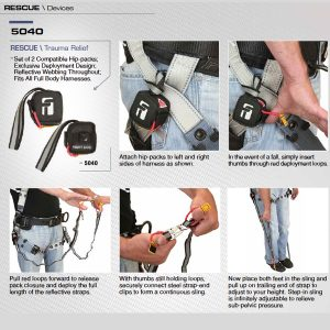 Rescue Hip Packs 5040