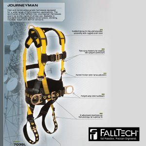 7035 journeyman harness