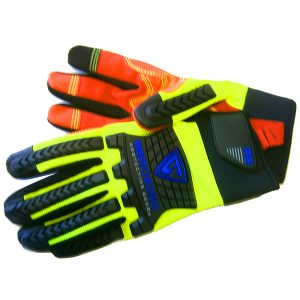 HiVis Mechanics Gloves