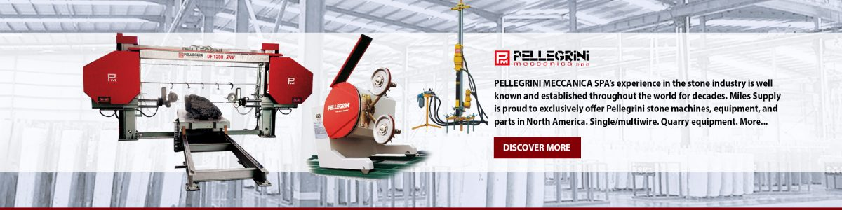 Pellegrini Stone Equipment