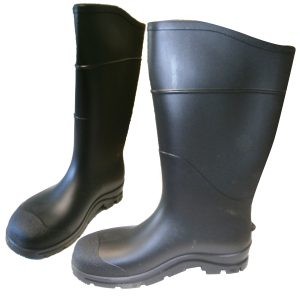 steel toe boot