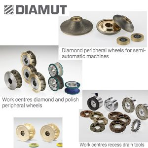 Diamut Wheels