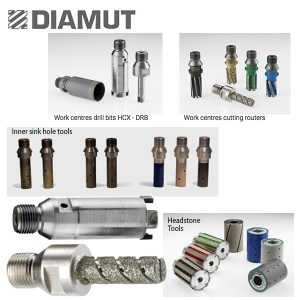 Diamut Drill Bits & Routers
