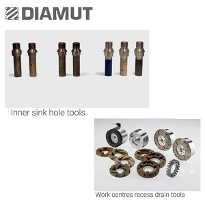 Diamut Tooling for Sinks
