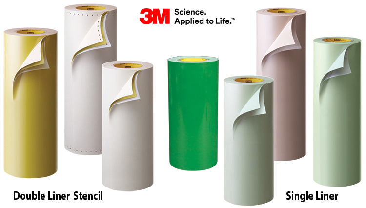 3M Stencil Products