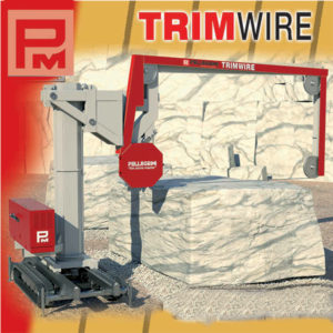 trimwire mobile quarry machine