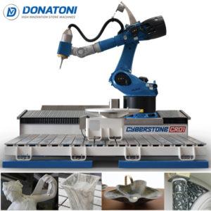 robot cyberstone donatoni