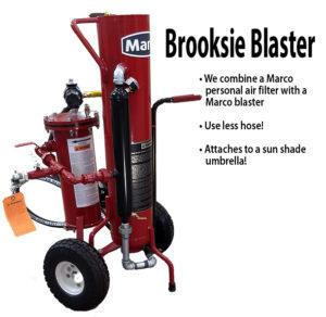 Brooksie Blaster
