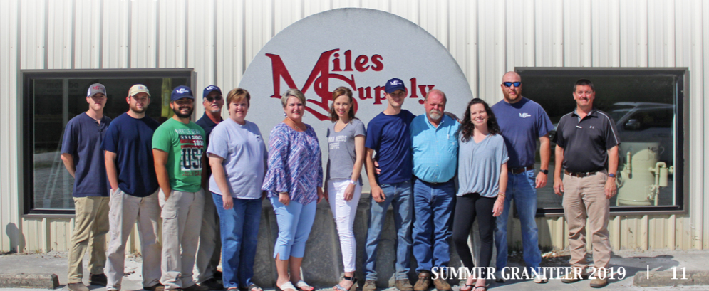Some Miles Supply Staff in Elberton GA