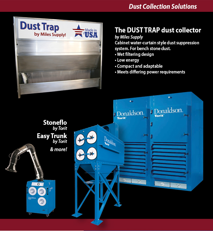 dust trap and torit dust collectors