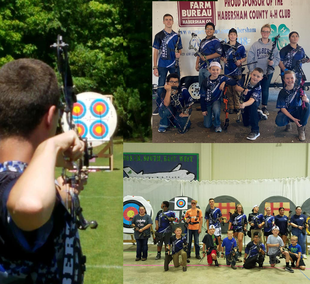 Miles Supply Gives Back 4H Archery Club Elbert County