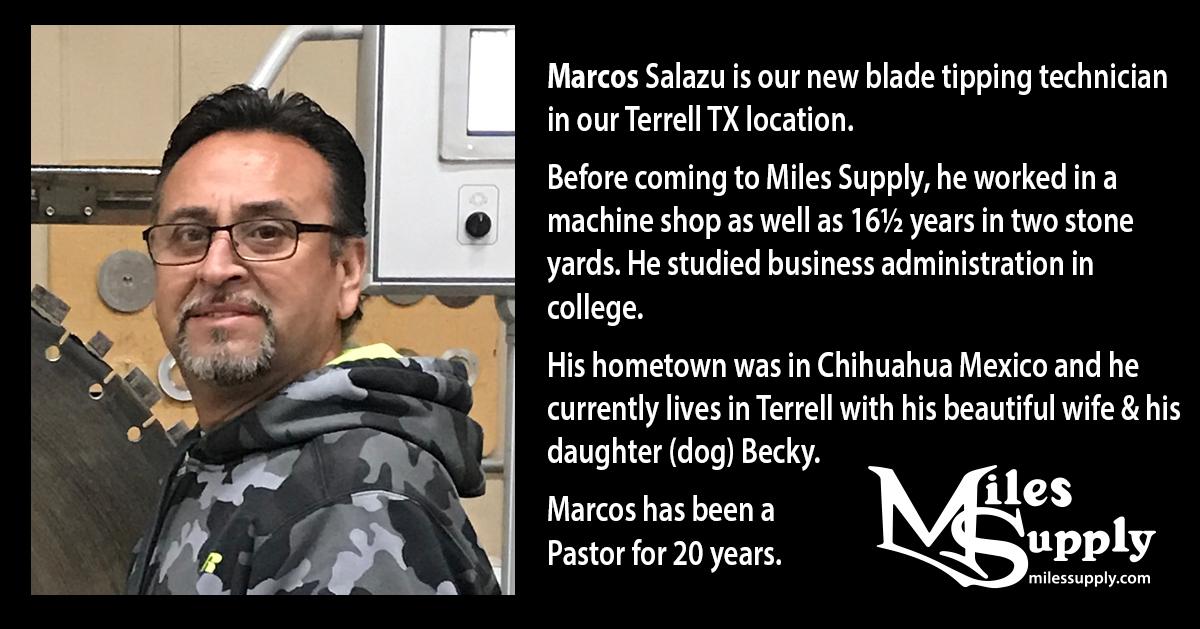 Marcos - TX