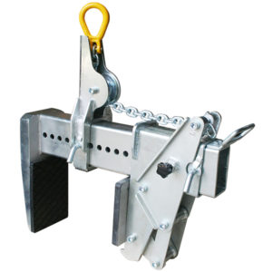 automatic monument clamp