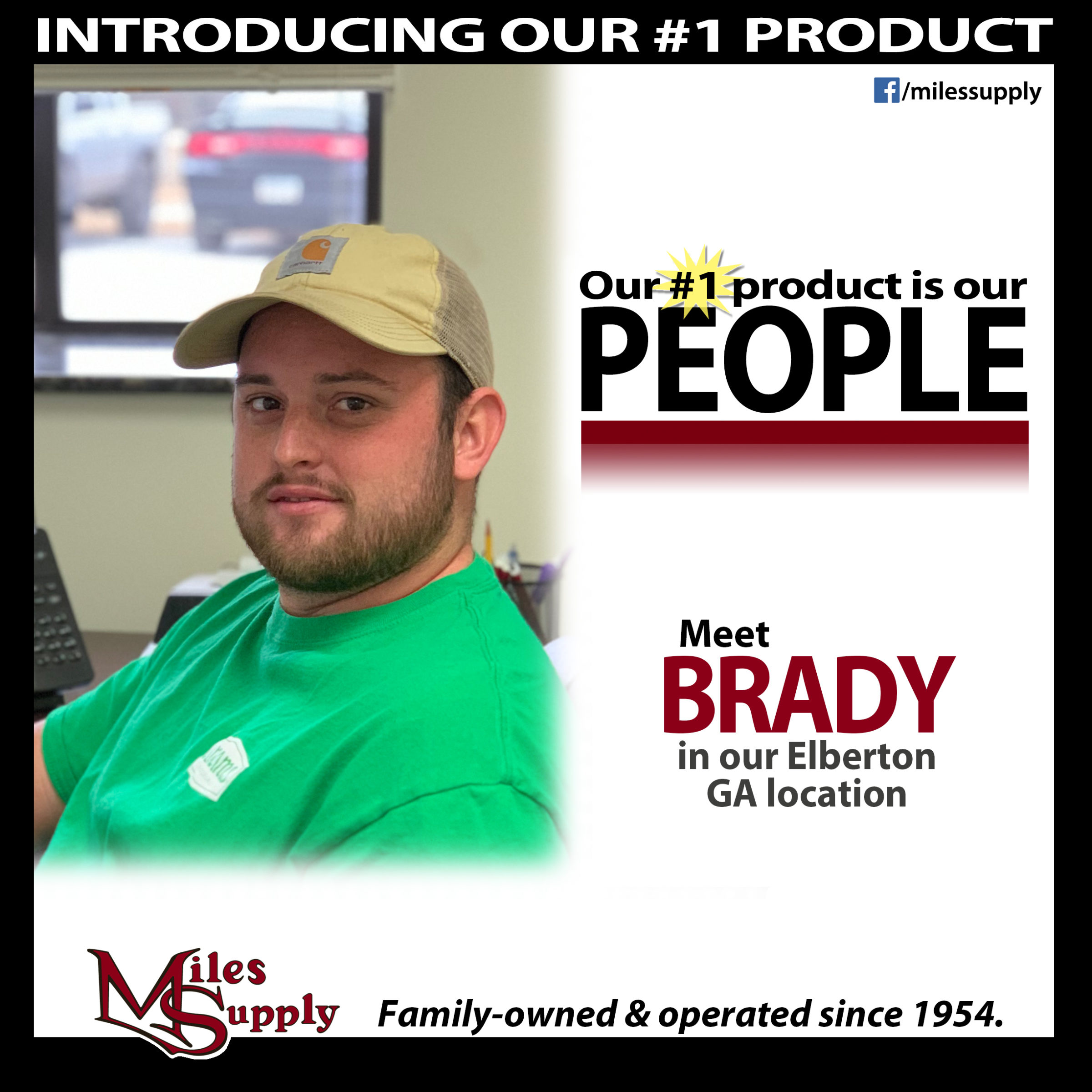 Brady - GA