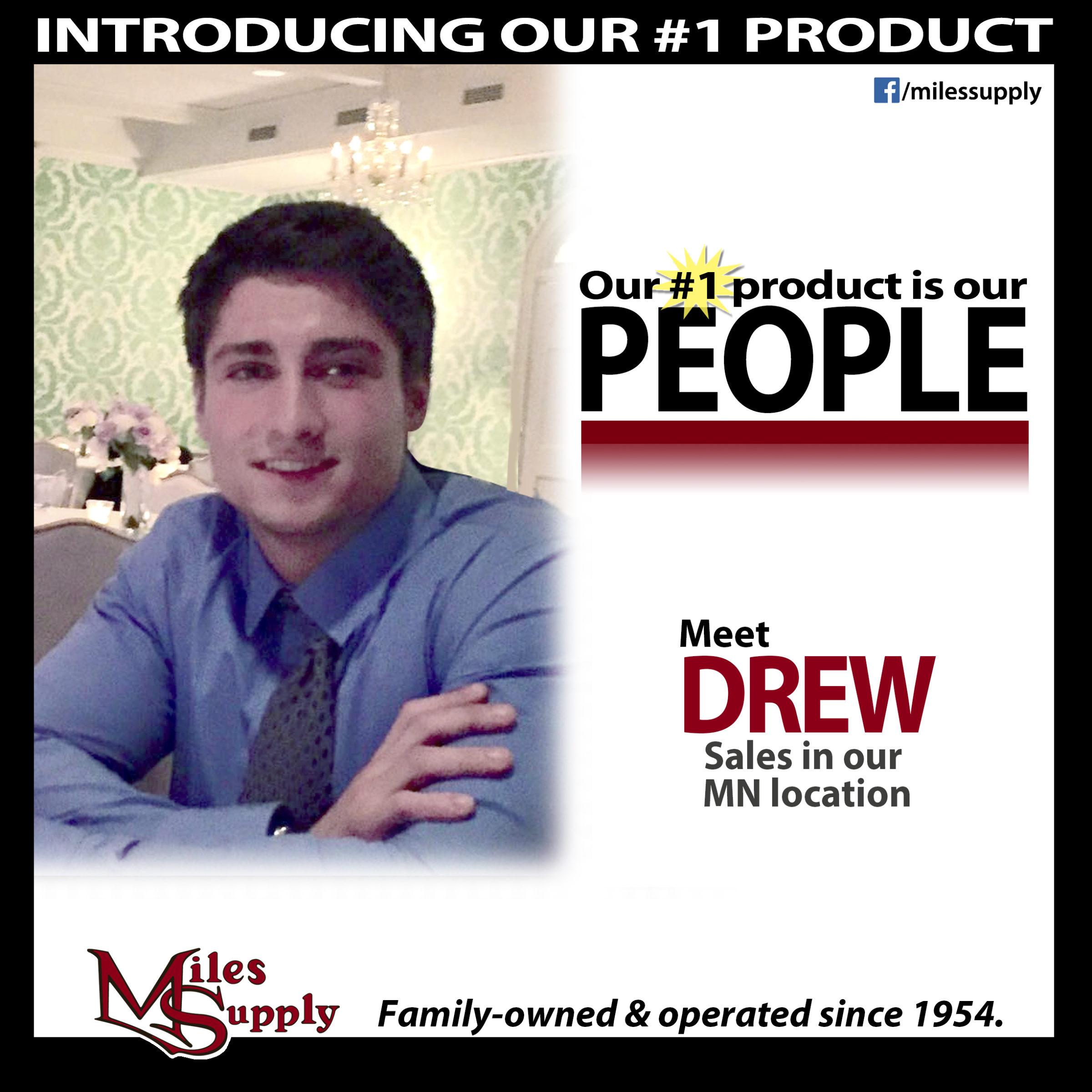 Drew - MN