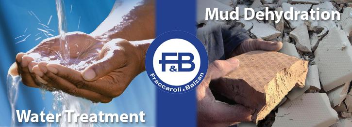 clean water mud dehydration